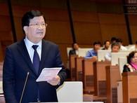Phó Thủ tướng: Tăng trưởng cao mới giúp Việt Nam không tụt hậu