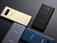 Galaxy Note 8 vừa ra mắt đã có giá dự kiến 23 triệu đồng tại Việt Nam, cho đặt hàng từ ngay hôm nay