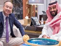 Nói chuyện với Thái tử Arabia Saudi đúng 45 phút, tỷ phú Nhật Bản Masayoshi Son huy động được ngay 45 tỷ USD