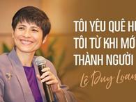 """Nữ kỹ sư gốc Việt rạng danh trên đất Mỹ: """"Tất cả những gì tôi mong muốn là đất nước trở nên tốt đẹp hơn"""""""