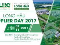 4 lí do doanh nghiệp không nên bỏ lỡ Ngày hội Các Nhà Cung Cấp tại KCN Long Hậu