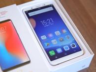 Thêm một smartphone màn hình tràn viền tại Việt Nam, camera selfie 24 MP, có cả nhận diện khuôn mặt, giá 6,99 triệu đồng