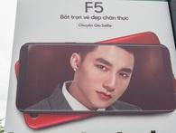 OPPO ấn định ngày ra mắt điện thoại F5 với màn hình tràn viền, 4/11 sẽ xuất hiện tại Việt Nam