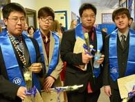 9X gốc Việt sẽ đến NASA thực tập