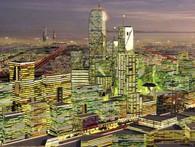 Cùng chiêm ngưỡng vẻ ngoài nguy nga của thành phố trị giá 10 tỷ USD mà Ả-rập Xê-út đang xây dựng