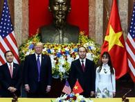Nhiều thoả thuận tỷ đô được ký kết trong chuyến thăm của Tổng thống Mỹ Donald Trump