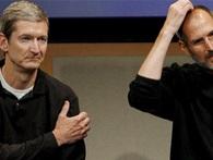 """Tim Cook: Tỏa sáng bằng tài năng chứ không phải """"cái bóng"""" của Steve Jobs"""