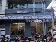 Cửa hàng trà sữa Royal Tea đầu tiên được thông báo nhượng quyền chính thức ở Việt Nam là tại Đà Nẵng?