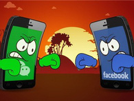 Mạng xã hội Trung Quốc sắp vượt Facebook về giá trị vốn hóa