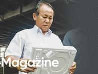 """Namilux: Doanh nhân tuổi lục tuần đưa bếp ga """"made in Vietnam"""" bay tới Mỹ, Hàn Quốc, châu Âu, chiếm 20% thị trường Nhật Bản khó tính"""