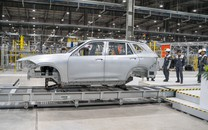 VinFast sản xuất thành công thân vỏ xe Lux SUV, chiếc ô tô 'made in Vietnam' đầu tiên sẽ xuất xưởng ngay tháng 3/2019