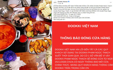 Bị tố vì thái độ đuổi khách của nhân viên, chuỗi nhà hàng lẩu buffet Dookki thông báo đóng cửa chi nhánh Phạm Ngọc Thạch