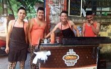 3 lần bỏ dở đại học, chàng trai 9X mở quán thịt xiên nướng nức tiếng Hà Thành: Bán tạ thịt mỗi ngày, doanh thu cả tỷ đồng/tháng