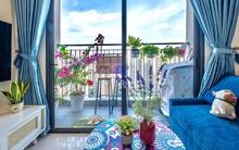 """Ngỡ ngàng căn hộ Vinhomes chỉ hơn 1 tỷ đồng, """"decor"""" 70 triệu thành homestay hút khách: Giá thuê cả triệu đồng/đêm!"""