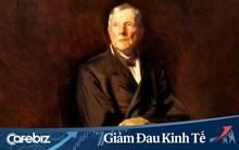 Bài học sâu sắc dành cho những ai đang gặp khó vì Covid-19: Khủng hoảng tài chính năm 1857 biến một kế toán viên thành người giàu nhất trong lịch sử nhân loại với khối tài sản hơn 600 tỷ USD