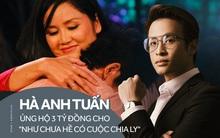 Thâm cung bí sử độ giàu có của Hà Anh Tuấn: Gia đình trâm anh thế phiệt đất Sài Thành, thân là CEO công ty giải trí