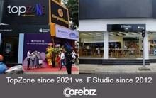 """Câu chuyện mùa thu: Năm 2021, TGDĐ mở chuỗi TopZone bán đồ Apple chuẩn hãng, việc mà """"đối thủ"""" FPT Retail đã làm từ năm 2012 và kinh doanh ngon lành suốt 9 năm qua"""