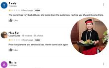 Giữa ồn ào với con trai nuôi Hồ Văn Cường, nhà hàng chay của ca sĩ Phi Nhung nhận bão 1 sao từ cộng đồng mạng