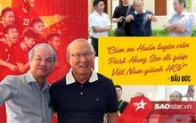 Bầu Đức: 'Cảm ơn HLV Park Hang Seo giúp Việt Nam giành HCV sau 60 năm'