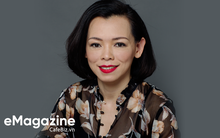 Nguyễn Bạch Điệp – Nữ tướng bị công việc 'bỏ bùa'