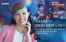 Shark Thái Vân Linh: Linh không thích từ 'cân bằng', vì chỉ đạt 50% mọi thứ thì thực sự tồi tệ
