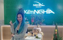 Nghi Nguyễn - Cô con gái cả xinh đẹp nhà Kềm Nghĩa, phụ ba dập nóng kềm từ 9 tuổi, nhưng lại không kế nghiệp gia đình