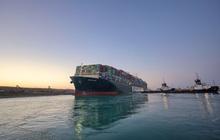 (Video) Tàu EverGiven chính thức được giải phóng khỏi kênh đào Suez, có thể thông quan ngay trong tối 29/3