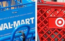 Walmart vs Target: Trận chiến khốc liệt dịp Giáng sinh