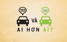 """Góc nhìn tài xế: Có xe """"nhàn rỗi"""", muốn kiếm thêm thì chạy Grab; không có xe sẵn, chỉ cần thu nhập ổn định thì chạy taxi truyền thống"""