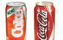 Sai lầm marketing lớn nhất mọi thời đại của Coca Cola: