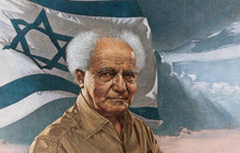 Chân dung David Ben Gurion: Từ nhân viên bảo vệ đến người cha già khai sinh ra đất nước Israel