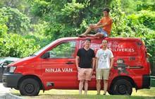 Ninja Van – startup được đại gia Grab