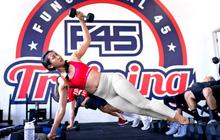 F45 Training - đi gym như đi