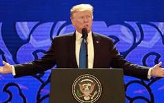 """Kết thúc chuyến công du châu Á, Tổng thống Trump tuyên bố từ nay """"luật lệ thương mại đã thay đổi"""""""
