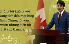 Thủ tướng Canada Justin Trudeau thành trở ngại lớn nhất của TPP-11