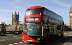Xe buýt hai tầng màu đỏ, biểu tượng của London, sẽ hoạt động nhờ… bã cà phê
