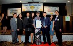 Doanh nhân Thủy Tiên được trao tặng Đại sứ thương mại toàn cầu - Los Angeles