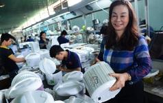 Nữ doanh nhân Việt gần 20 năm sản xuất nồi cơm điện, nội địa hóa 80%, các gia đình khắp miền Tây không ai không dùng
