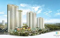 Lễ Ra mắt Căn hộ mẫu Kosmo Tây Hồ - sự kiện thu hút thị trường địa ốc cuối năm 2017