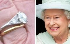 Không phải đi có tiền là mua được, nguồn gốc viên kim cương trên chiếc nhẫn đính hôn của Nữ hoàng Elizabeth cực kì đặc biệt