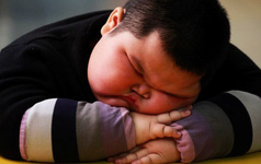 Châu Á chiếm 50% tỷ lệ trẻ em béo phì trên toàn cầu