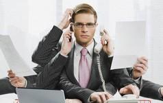 Nghiên cứu cho thấy: Làm việc quá sức sẽ không giúp bạn giàu hơn