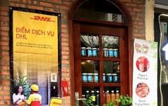 DHL eCommerce hợp tác tiệm giặt, quán cà phê, cửa hàng tiện lợi để mở 1.000 điểm giao nhận