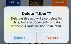"""Cách xóa tài khoản Uber một cách """"sạch sẽ"""""""