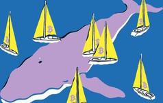 Những con cá voi xanh của thế giới Bitcoin, chỉ trở mình thôi là chao đảo cả thị trường
