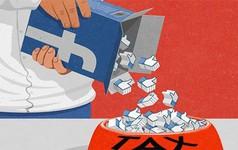 Facebook dần chấp nhận nộp thuế ở nước sở tại