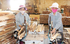 4 điểm yếu của ngành chế biến gỗ Việt Nam