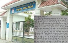 """Thực hư việc cô giáo Hà Nội bị """"tố"""" bắt học sinh tát nhau trong lớp"""