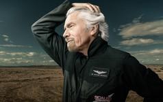 Tỷ phú Richard Branson: May mắn không tự nhiên xuất hiện
