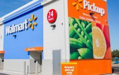 """Walmart """"gồng mình"""" để giữ vững danh hiệu nhà bán lẻ lớn nhất thế giới và cạnh tranh với """"gã khổng lồ"""" Amazon"""